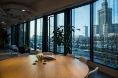 Biuro dla 2 osób w Spaces Marszałkowska