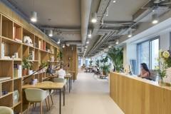 Biuro dla 3 osób w Spaces Platinium ul. Domaniewska 44