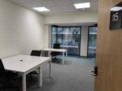 Biuro dla 3 osób w Spaces Koneser, Praga Północ