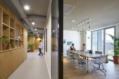 Biuro dla 4 osób w Spaces Platinium, ul. Domaniewska 44