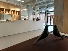 Biuro dla 4 osób w Spaces Koneser, Praga Północ